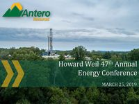 Howard Weil 47th Annual Energy Conference