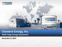 Wells Fargo Energy Symposium