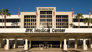 A picture of JFK Medical Center