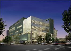 A picture of Ann Arbor Municipal Center