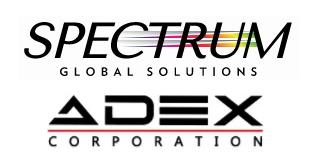 Spectrum Global Solutions  Adex Corporation