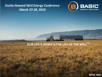 Scotia Howard Weil 46th Annual Energy Conference Presentation