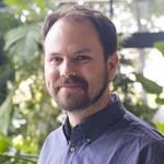 Headshot of David Ponevac