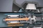 C200 Microturbine Engine Animation