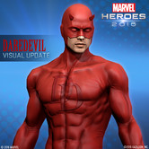 Have You Played as Daredevil? - Marvel Heroes 2016