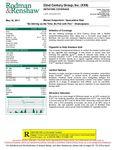 Rodman & Renshaw Analyst Report