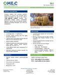 Scrubber Additive Product Data Sheet