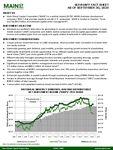 3rd Quarter 2020 MAIN Executive Summary Fact Sheet