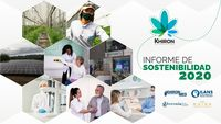 Informe de sostenibilidad 2020