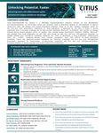 CTXR Fact Sheet