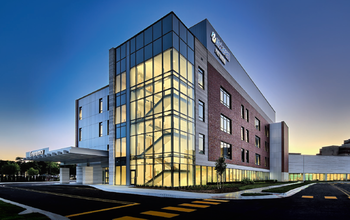 A picture of McLaren Port Huron South Tower