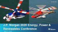 J.P. Morgan Energy, Power & Renewables Conference