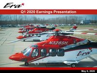 Era 2020 Q1 Earnings Presentation