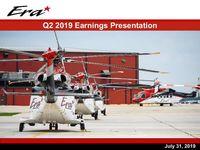 Era 2019 Q2 Earnings Presentation