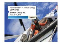 Howard Weil 41st Annual Energy Conference
