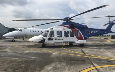 Photo of an AW189