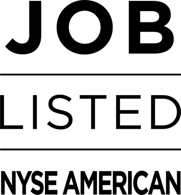 JOB: Listed NYSE American