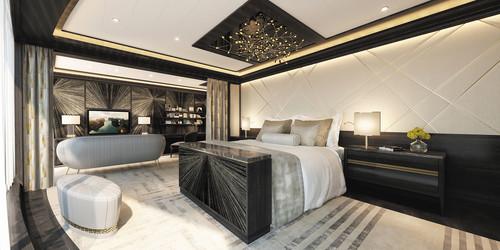 Regent Seven Seas Cruises® Announces Christie Brinkley Will Serve As Godmother To Seven Seas Splendor™