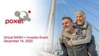 Evénement investisseur virtuel sur la NASH – en anglais - cliquez pour y accéder