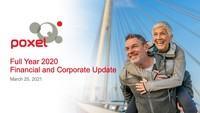 Webcast résultats annuels 2020