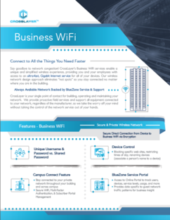 Business WiFi