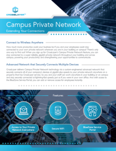 Campus Private Network
