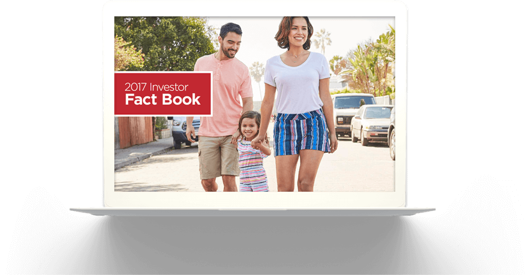 JCPenney 2017 Fact Book