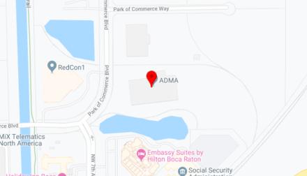 Florida Campus Map
