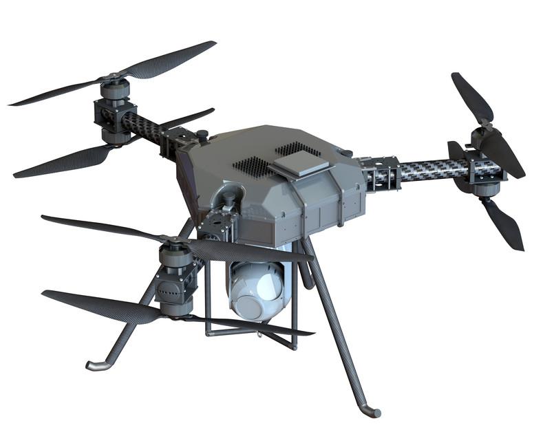 WATT 300: Heavier Lift Tethered Drone