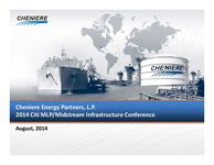 2014 Citi MLP / Midstream Infrastructure Conference Presentation