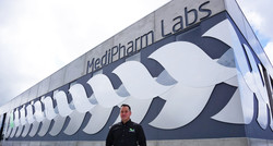 Andrew Cormack takes the lead for MediPharm Labs' Australian production team