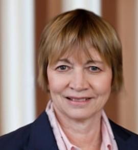 Headshot of Maria T. Zuber