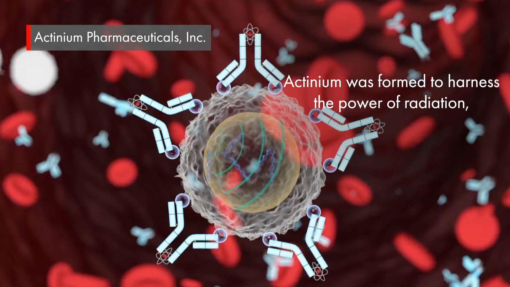 Actinium Pharmaceuticals – Harnessing the Power of Radiation