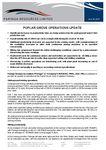 Poplar Grove Operations Update