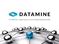 Datamine CK Gold Project Presentation