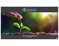 GrowGeneration Investor Presentation