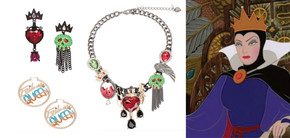 """Image for article """"BETSEY JOHNSON DELIVERS WICKED DISNEY-INSPIRED EVIL QUEEN COLLECTION"""""""