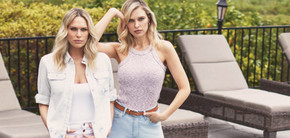 """Image for article """"JOE'S JEANS TEAMS UP WITH ERIN AND SARA FOSTER ON CAPSULE, CAMPAIGN"""""""