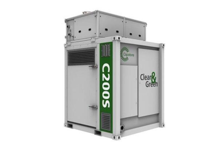 (Even)More Efficient CHP with Capstone MicroTurbines