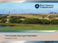 Third Quarter 2019 Earnings Presentation