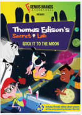 Thomas Edison's Secret Lab: Rock It to the Moon