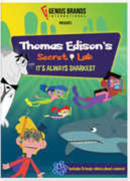Thomas Edison's Secret Lab: It's Always Sharkest<br><i>Sold Out!</i>