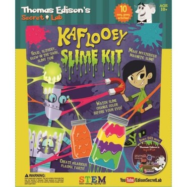Edison's Lab Kaflooey Slime Kit<br><i>Sold Out!</i>