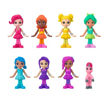 Rainbow Rangers Team Figure Set