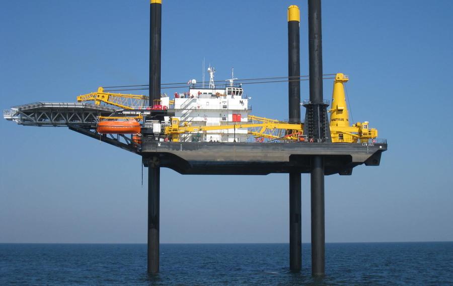 Liftboat Jill