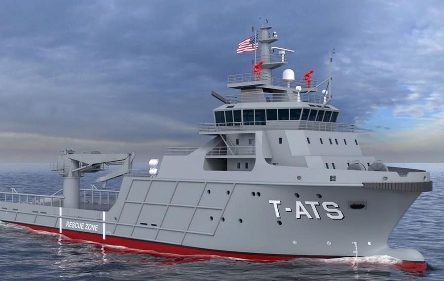U.S. Navy T-ATS
