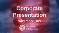 Corporate Presentation - January 2021 (Webcast)