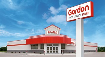 A picture of Gordon's Food Service Distribution Center