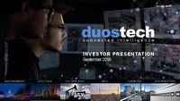 Investor Presentation August 2018
