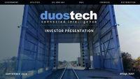 Investor Presentation September 2019